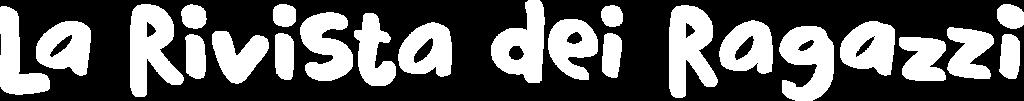 logo rivista ragazzi